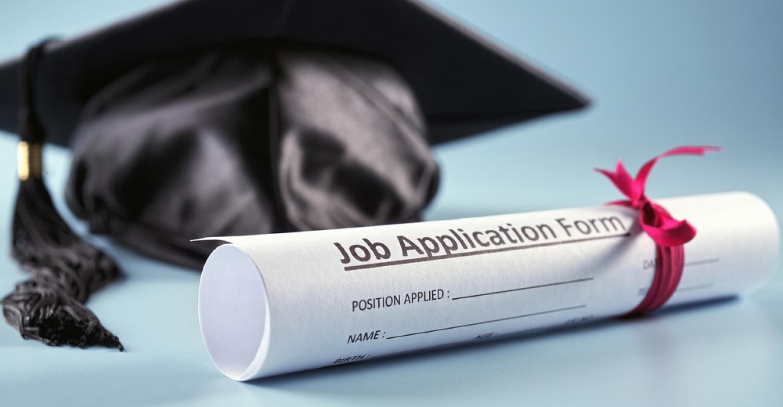 Graduate Job Search, graduation cap