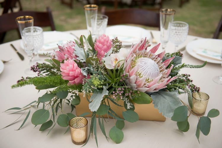 Beautiful Wedding Centerpieces You Can Make At Home Punch On The Web